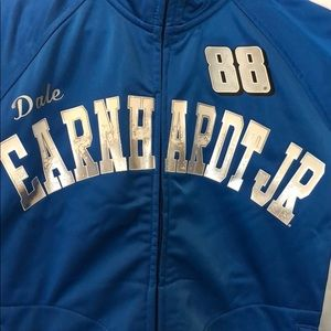 Dale Earnhardt Jr #88 Zip up Jacket size M